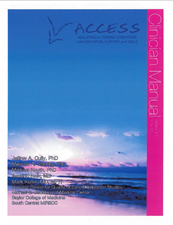Cover of the ACCESS Clinicial Manual
