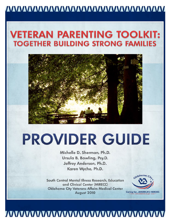 Veteran parenting toolkit