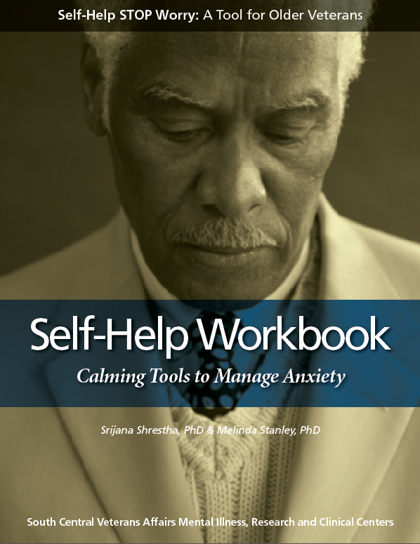 Self-Help STOP WORRY Manual