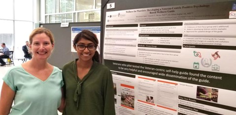 Dr. Jenn Bryan and Moushumi Sahu