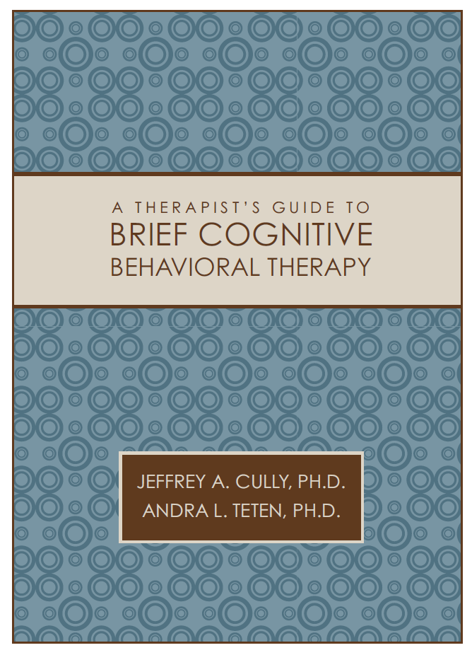 A therapist's guide to brief cbt manual