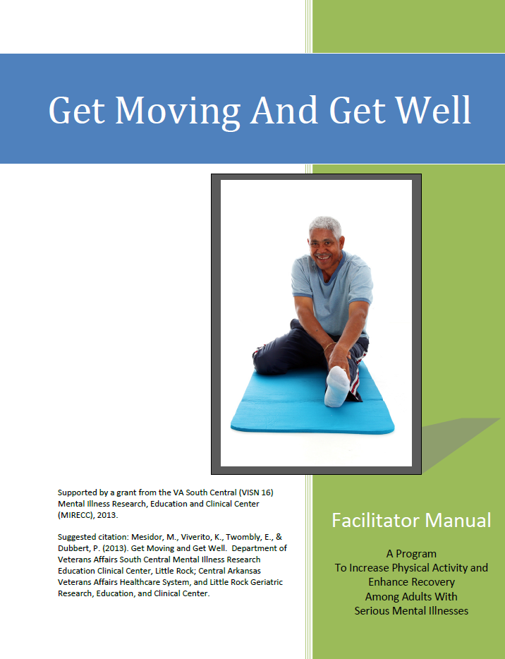 Get moving and get well manual