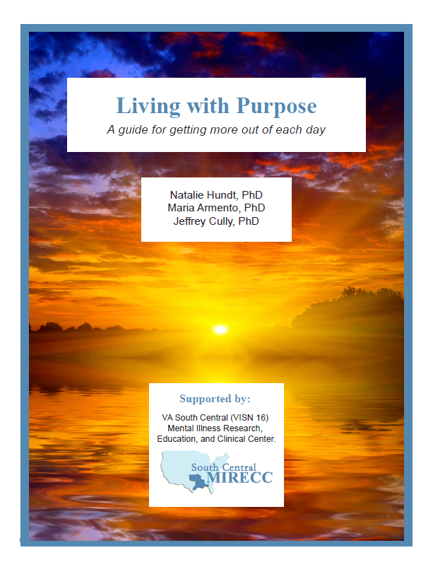 Living with purpose manual