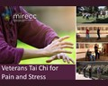Veterans Tai Chi for Pain and Stress
