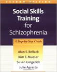 Social Skills Training for Schizophrenia Second Edition Book Cover