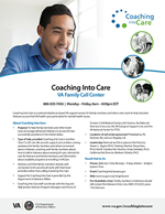 Coaching Into Care Fact Sheet