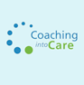 Coaching Into Care blue logo