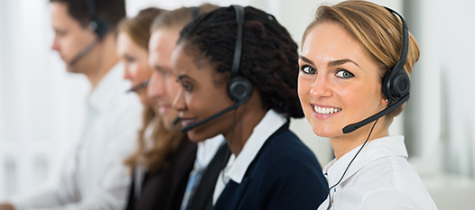 phone operators - call center