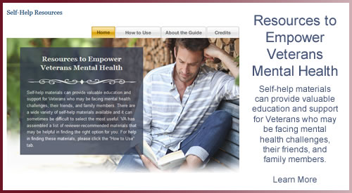 Resources to Empower Veterans Mental Health