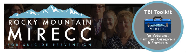 Rocky Mountain MIRECC for Veteran Suicide Prevention