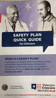 Safety Planning Quick Guide for Clinicians