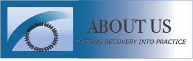 About Us Banner - putting recovery into practice
