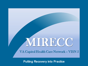 VA Capital Health Care Network - VISN 5 MIRECC logo